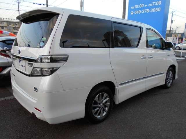 「トヨタ」「ヴェルファイア」「ミニバン・ワンボックス」「埼玉県」の中古車10