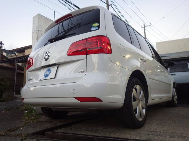 「フォルクスワーゲン」「ゴルフトゥーラン」「ミニバン・ワンボックス」「神奈川県」の中古車10