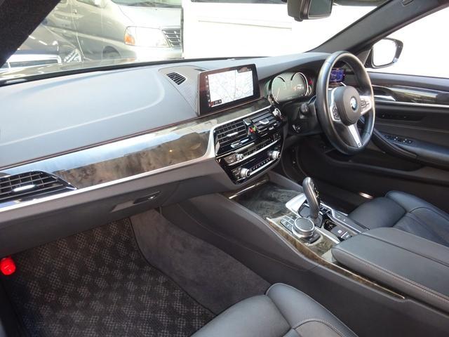 540i xDriveツーリング Mスポーツ ワンオーナー車 イノベーションパッケージ コンフォートパッケージ ナイトビジョン ハーマンカードンスピーカー 本革シート(12枚目)