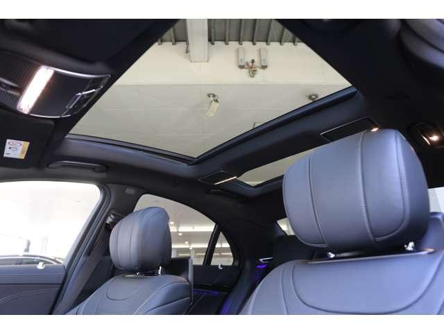 S450エクスクルーシブ AMGラインプラス 後席モニター(3枚目)