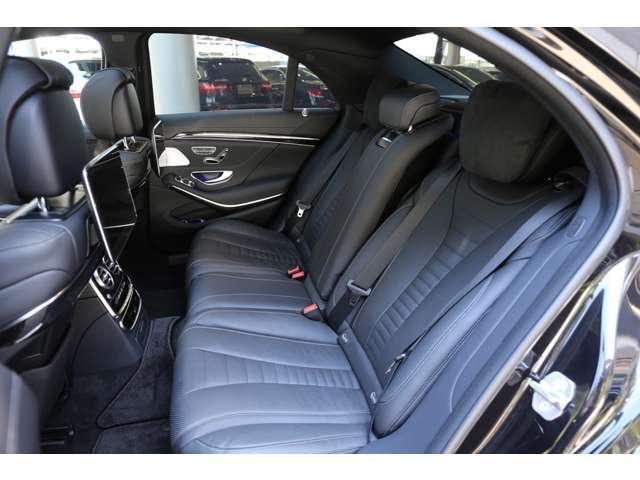 S450エクスクルーシブ AMGラインプラス 後席モニター(8枚目)
