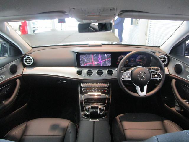 E220d アバンギャルド デモカー レーダーセーフティP(7枚目)