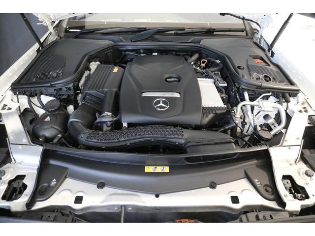 E200 クーペ スポーツ レーダーセーフティパッケージ パワーシート パノラマ 本革シート 禁煙車  認定中古車(9枚目)