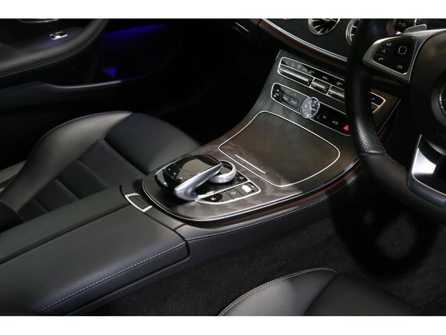 E200 クーペ スポーツ レーダーセーフティパッケージ パワーシート パノラマ 本革シート 禁煙車  認定中古車(17枚目)