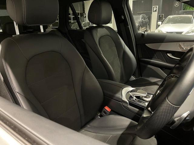 GLC220d 4マチックスポーツ レーダーセーフティパッケージ パワーシート シートヒーター 電動リアゲート 認定中古車(9枚目)