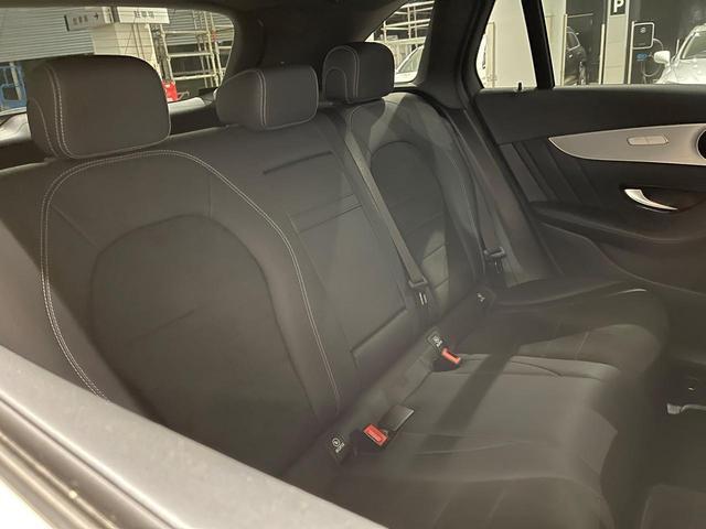 GLC220d 4マチックスポーツ レーダーセーフティパッケージ パワーシート シートヒーター 電動リアゲート 認定中古車(10枚目)