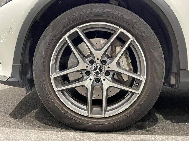 GLC220d 4マチックスポーツ レーダーセーフティパッケージ パワーシート シートヒーター 電動リアゲート 認定中古車(11枚目)