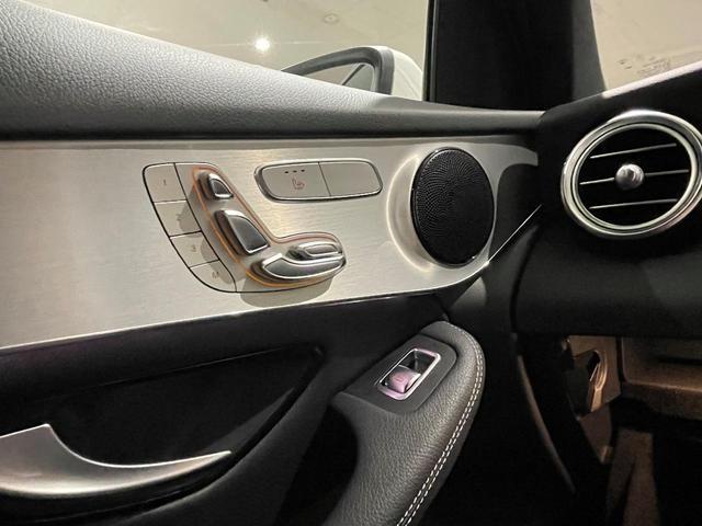 GLC220d 4マチックスポーツ レーダーセーフティパッケージ パワーシート シートヒーター 電動リアゲート 認定中古車(15枚目)