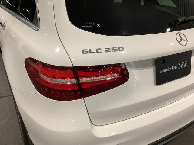GLC250 4マチックスポーツ(本革仕様) 認定中古車 本革 スライディングルーフ レーダーセーフティパッケージ 全方位カメラ ヒートヒーター メモリー付き電動シート フットトランクオープナー 純正ナビ 禁煙(31枚目)