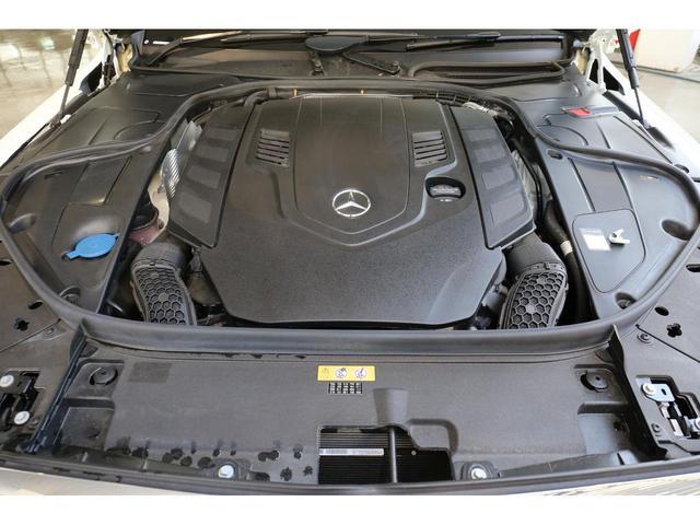 S560ロング AMGライン レーダーセーフティパッケージ ショーファーパッケージ リラクゼーション機能 全席リクライニング ナッパレザー メモリー付きパワーシート アンビエントライト 360°カメラ 認定中古車 禁煙車(11枚目)