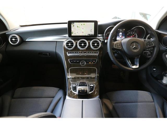 C200アバンギャルド レーダーセーフティパッケージ/ベーシックパッケージ/メルセデスme/シートヒーター/ETC2.0/TVチューナー/メモリー付きパワーシート/認定中古車保証2年付 /ブラインドスポットアシスト(5枚目)