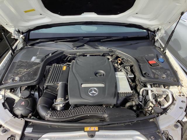 C200アバンギャルド レーダーセーフティパッケージ/ベーシックパッケージ/メルセデスme/シートヒーター/ETC2.0/TVチューナー/メモリー付きパワーシート/認定中古車保証2年付 /ブラインドスポットアシスト(30枚目)