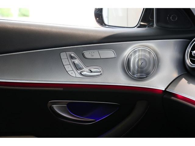 E200 アバンギャルド レザーパッケージ/アバンギャルド/オブシディアンブラック/認定中古車/360度カメラ(4枚目)
