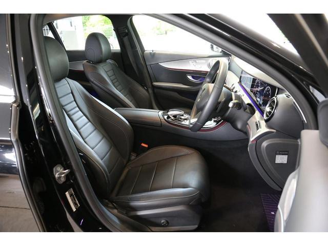 E200 アバンギャルド レザーパッケージ/アバンギャルド/オブシディアンブラック/認定中古車/360度カメラ(8枚目)
