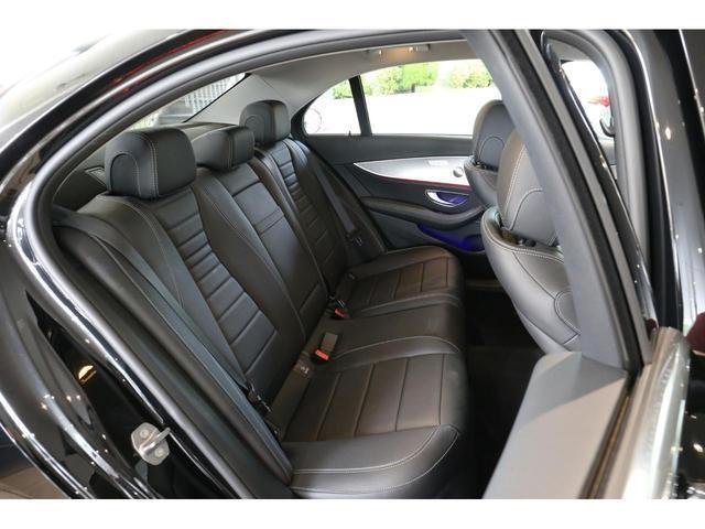 E200 アバンギャルド レザーパッケージ/アバンギャルド/オブシディアンブラック/認定中古車/360度カメラ(9枚目)