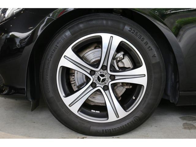 E200 アバンギャルド レザーパッケージ/アバンギャルド/オブシディアンブラック/認定中古車/360度カメラ(12枚目)