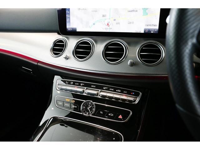 E200 アバンギャルド レザーパッケージ/アバンギャルド/オブシディアンブラック/認定中古車/360度カメラ(17枚目)