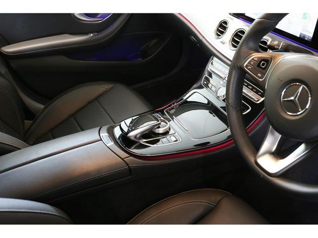 E200 アバンギャルド レザーパッケージ/アバンギャルド/オブシディアンブラック/認定中古車/360度カメラ(18枚目)