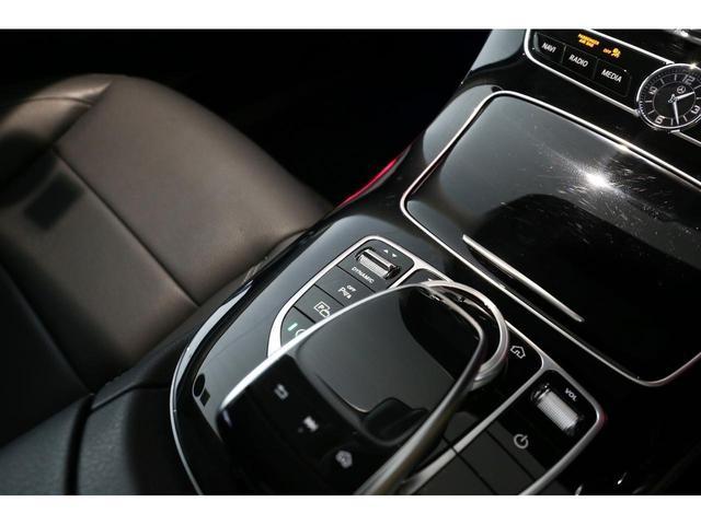 E200 アバンギャルド レザーパッケージ/アバンギャルド/オブシディアンブラック/認定中古車/360度カメラ(20枚目)