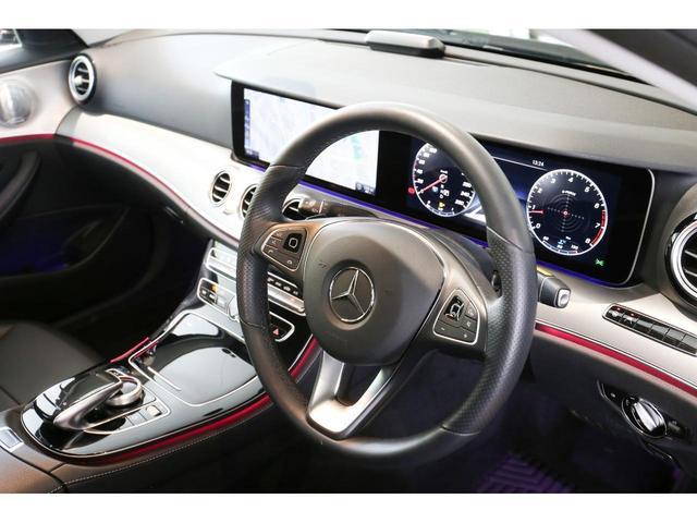 E200 アバンギャルド レザーパッケージ/アバンギャルド/オブシディアンブラック/認定中古車/360度カメラ(26枚目)