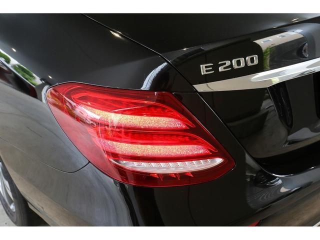 E200 アバンギャルド レザーパッケージ/アバンギャルド/オブシディアンブラック/認定中古車/360度カメラ(34枚目)