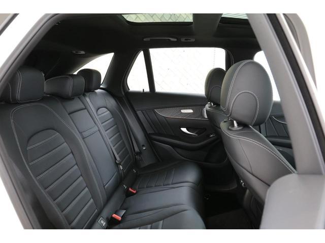 GLC43 4マチック 認定中古車 レザーエクスクルーシブパッケージ レーダーセーフティパッケージ パノラミックスライディングルーフ ナイトパッケージ AMGスタイリングパッケージ エアバランスパッケージ 全席シートヒーター(6枚目)