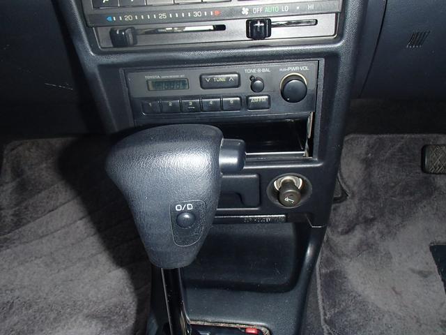 トヨタ カローラ GT TWINCAM16 タイミングベルト交換済み AW