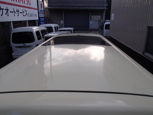 GTリムジン 前期型 サンルーフ ホーミーコーチ下取り車(11枚目)