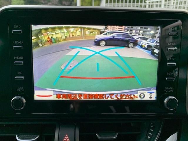 G-T 登録済み未使用車 衝突軽減システム スマートキー メモリーナビ バックカメラ ETC LEDヘッドランプ クルーズコントロール(7枚目)