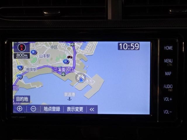 Sスタイルブラック 衝突軽減システム ICS 走行距離23383km スマートキー メモリーナビ バックカメラ ETC LEDヘッドランプ シートヒーター ナノイー ドライブレコーダー(6枚目)