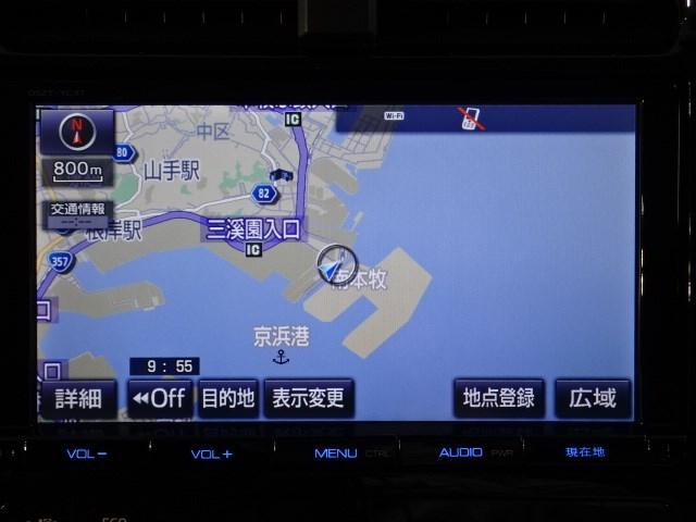 Aツーリングセレクション スマートキー メモリーナビ バックカメラ ETC LEDヘッドランプ(6枚目)