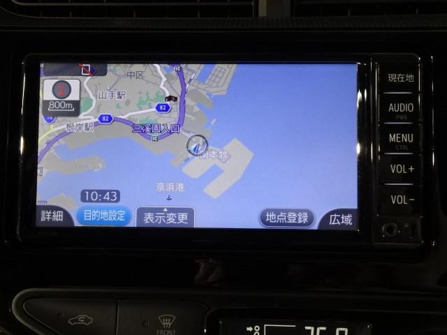 S 衝突軽減システム 踏み間違え防止装置 走行距離23698km ワンオーナー スマートキー メモリーナビ バックカメラ ETC LEDヘッドランプ ドライブレコーダー スペアタイヤ(6枚目)