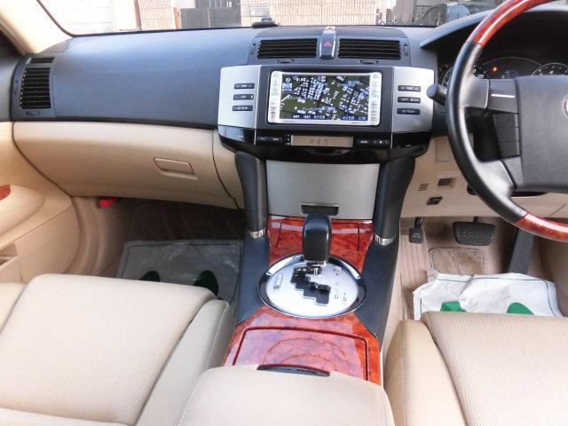 トヨタ マークX 250Gプライムセレクション ワンオーナー Bカメラ ナビ