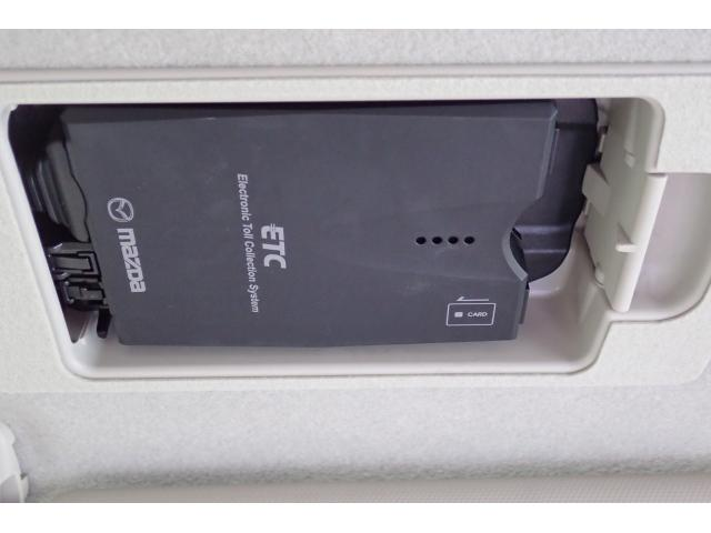 マツダ デミオ 13S L-PKG ナビ ETC ホワイトシート USB/A