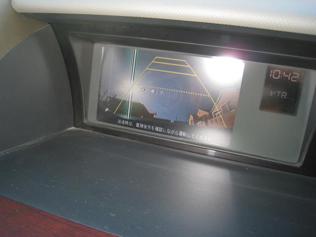 ホンダ エリシオン G片側電動スライドドア HDDナビ バックカメラ