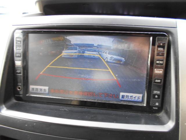 トヨタ ノア X Lセレクション HDDナビ 地デジ バックカメラ
