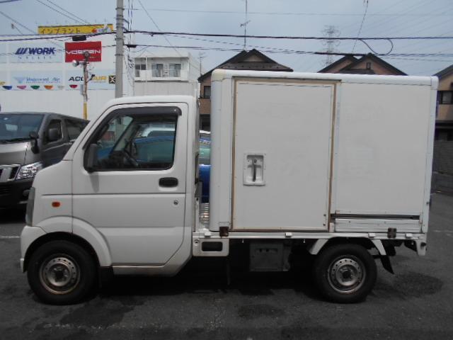 保冷バン エアコン 5速車 ETC(7枚目)
