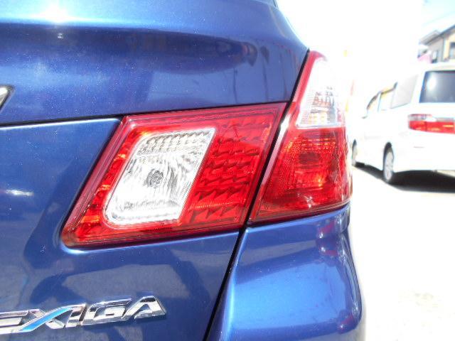 2.5i-Sアルカンターラセレクション 4WD プッシュスタート ガラスルーフ  HID フォグ アルミ ETC クルコン パワーシート(17枚目)