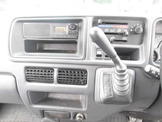 スバル サンバーバン VC エアコン パワステ ラジオ