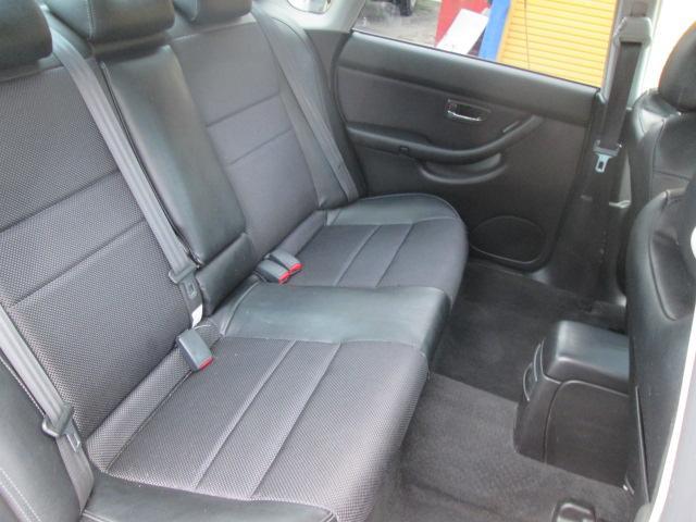 スバル レガシィB4 RSKリミテッドII ETC 皮シート 禁煙車