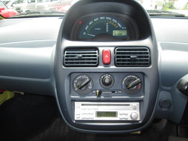 スズキ ツイン ガソリンV CDオーディオ ABS エアバック