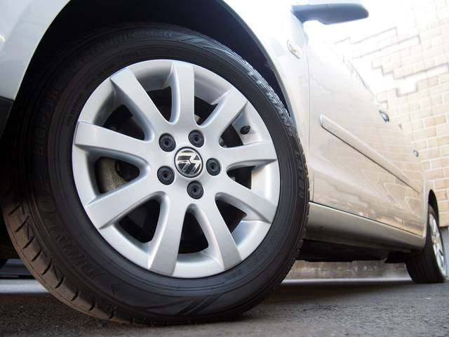 フォルクスワーゲン VW ポロ SE 純正HDDナビ CD キーレス 純正14インチAW
