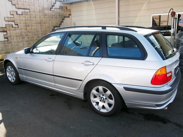 BMW BMW 318iツーリング ETC 純正MD キーレス 純正16AW