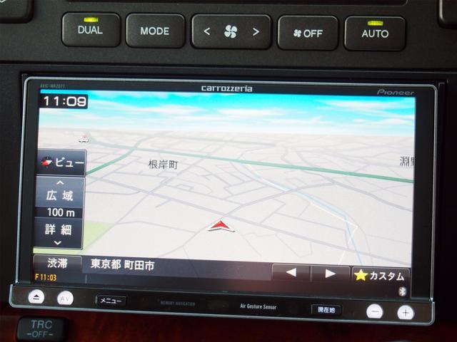 トヨタ セルシオ C仕様 ETC社外メモリナビTV HID キーレス クルコン