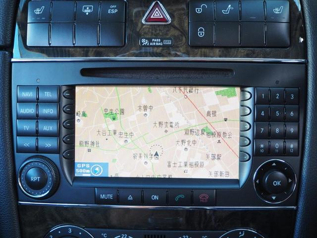 メルセデス・ベンツ M・ベンツ CLK350 アバンギャルド サンルーフ 黒革 純正ナビ