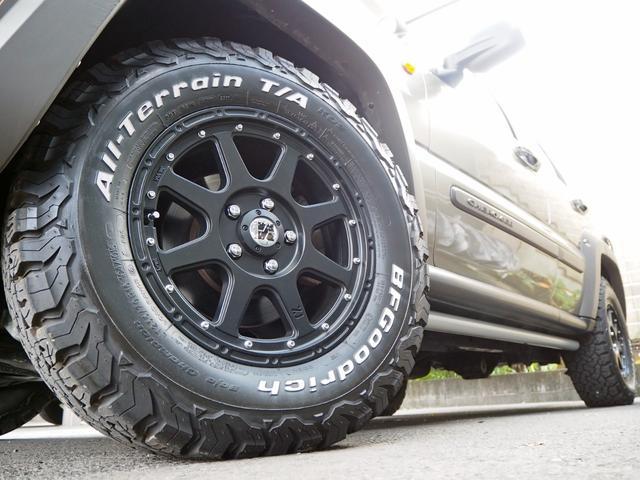クライスラー・ジープ クライスラージープ チェロキー レネゲード ETC CD 社外16インチAW&A/Tタイヤ