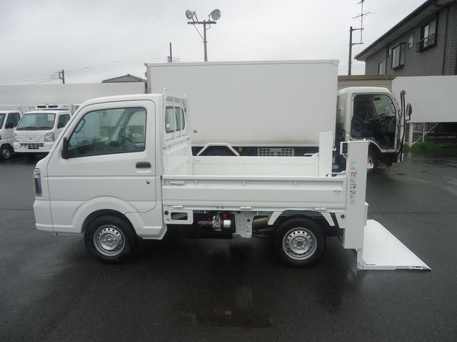 日産 NT100クリッパートラック 新明和製垂直パワーゲート テールゲートリフタ 2WD MT