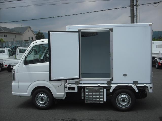 スズキ キャリイトラック 東プレ製冷蔵冷凍車 -5度中温設定 2WD MT