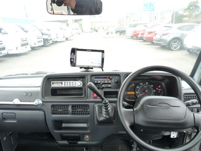 スバル サンバートラック TC-SC スーパーチャージャー 4WD AT キーレス