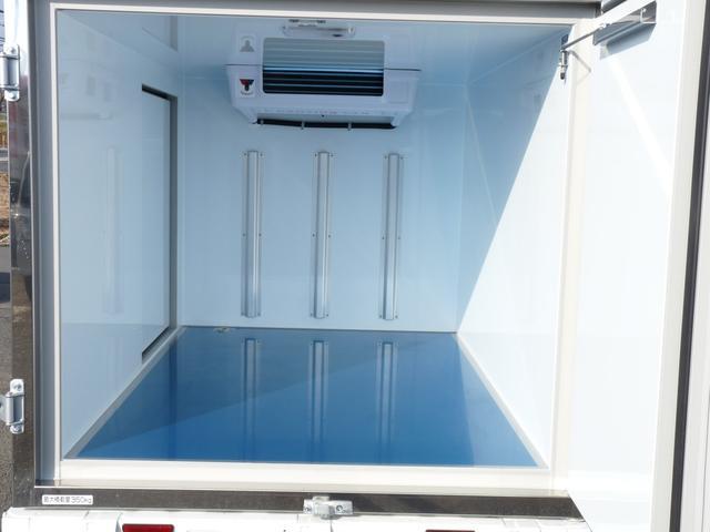 スズキ キャリイトラック サーマルマスター製 冷蔵冷凍車低温・2WD/AT・2コンプ